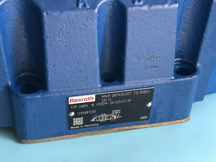 0811404207 4WRL 16 V200M-3X/G24Z4/M