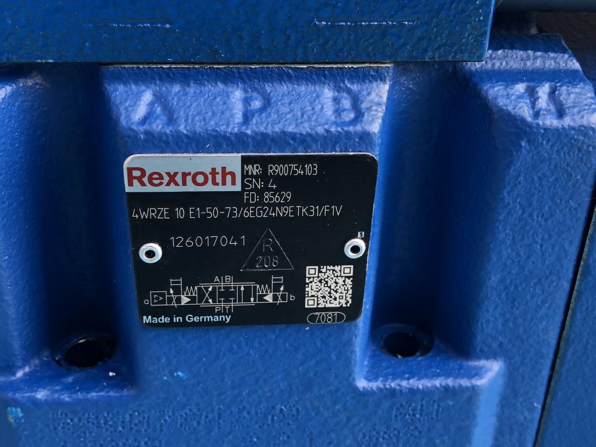 R900754103 4WRZE10E1-50-7X/6EG24N9ETK31/F1V